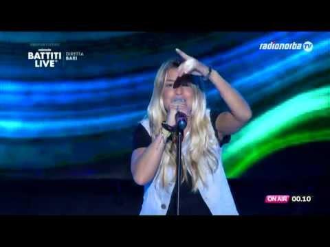 Emma Marrone – Battiti Live 2013 – Bari