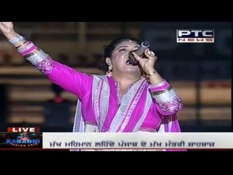 Jaspinder Narulas Performance | Closing Ceremony | Pearls 4th...
