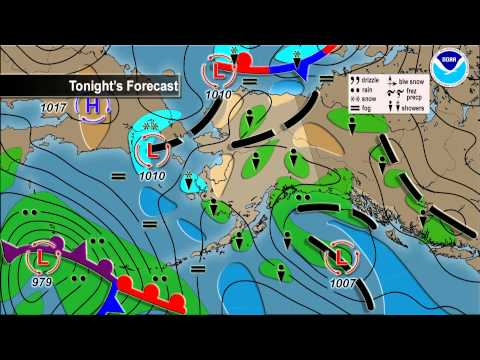 May 11, 2015 Alaska Weather Daily Briefing