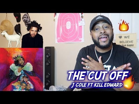 J. Cole - The Cut Off (feat. kiLL edward)   REACTION   THIS SONG IS ABOUT ME !!