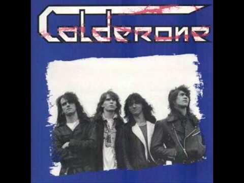 Calderone - Calderone (EP) 1988 [Speed/Power Metal]