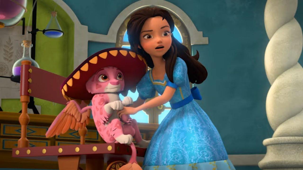Елена – принцесса Авалора, 2 сезон 4 серия - мультфильм Disney для детей