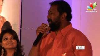 Zachariayude Garbhinikal - Lal Funny Talk Zachariyayude Garbhinikal Movie Audio Launch
