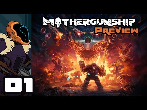 Let's Play Mothergunship [Press Preview] - PC Gameplay Part 1 - I Will Never Tire Of This!