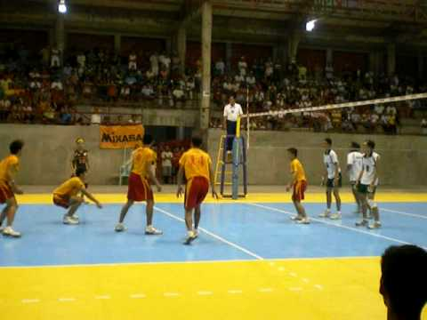 USJ-R Vs. USLS-Bacolod (13th Philippine University Games)