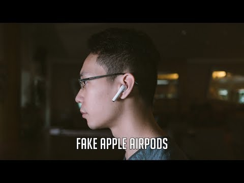 FAKE APPLE AIRPODS | i7 TWS Review | BAD !!!