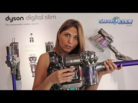 Dyson 2014 | Dyson DC59 Animal Vs Shark Vs Electrolux | Testing | Best Cordless Vacuum Review