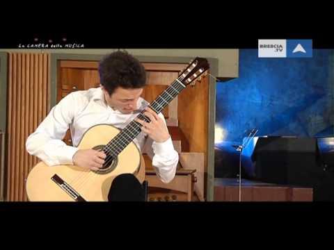 La Camera della Musica   Tommaso Ricci chitarra 2°parte