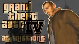 GTA IV - All Missions Walkthrough (1080p 60fps)