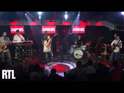 Zaz - On ira en live dans le Grand Studio RTL