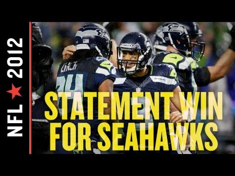 Seahawks vs 49ers 2012: Seattle Stays Hot, Clobbers San Francisco to Stay Alive for 1st Round Bye