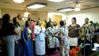 Lord I'm Grateful - First Apostolic Church Choir