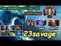 23savage - [Morphling] New TOP-1 MMR RisingStar 16 year old Vs Fnatic Jabz & MyPro   Dota2 7.20 Rank