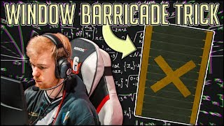 SHOOT THE WINDOW BARRICADES | Rainbow Six Siege