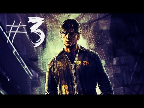 Silent Hill Downpour - Gameplay Walkthrough - Part 3 - THE OTHERWORLD (Xbox 360/PS3) [HD]