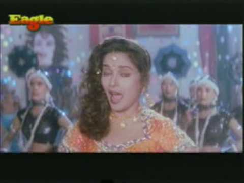 Madhuri Dixit Dance - Mera Piya Ghar Aaya Full Song From Yaraana video