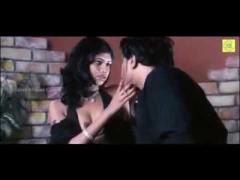 Hot Couples Romance smooch Lip Lock video Kaadhal Bothai Tamil HD Film thumbnail