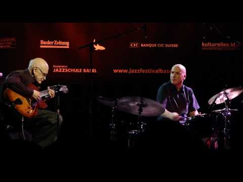Jim Hall Trio feat. Joey Baron - Jazzfestival Basel 2010