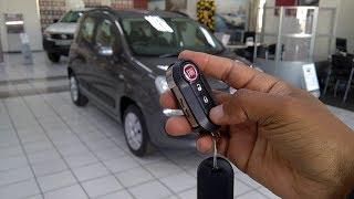 2018 Fiat Panda review, startup & test drive