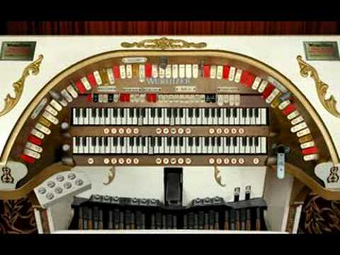 Wurlitzer Virtual Theatre Pipe Organ