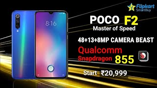 POCO Phone F2 by Xiaomi