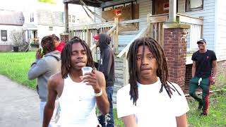 CHICAGO ENGLEWOOD HOOD / INTERVIEW WITH NEIGHBORHOOD GANG/ YOUNG CHARLIE & KING DMOE