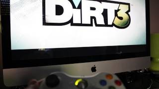 27 iMac (Mid 2011): DiRT 3 Gameplay (i7 3.4GHz, 2GB 6970m)