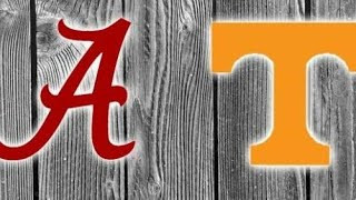 Alabama VS Tennessee | Fan vs Fan