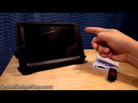 Review: RAVPower's Wireless Card and USB Flash Drive Reader - RP-WD01