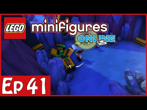 LEGO Minifigures Online: Part 41 -Space Colony Pocket Adventures
