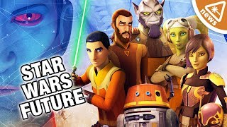 How the Star Wars Rebels Finale Sets up the Future! (Nerdist News w/ Jessica Chobot)