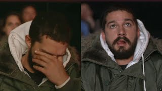 Shia labeouf - reaction to transformers #allmymovies
