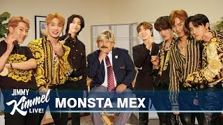 Monsta X Gives Guillermo a Makeover