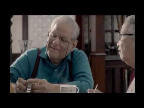 """Tata Sky 2012 latest TV """"old couple seri..."""
