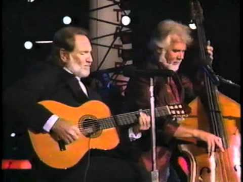 """Willie Nelson & Kenny Rogers """"Blue Skies"""