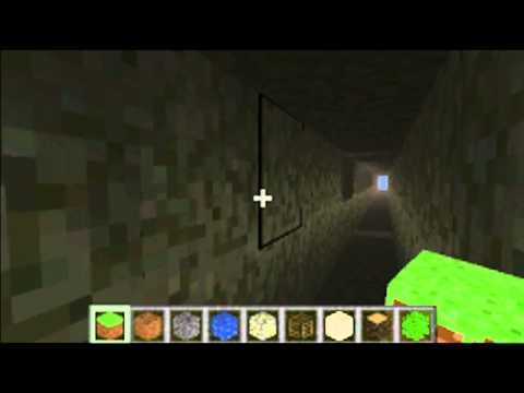 Lamecraft: PSP Minecraft PSP Gameplay