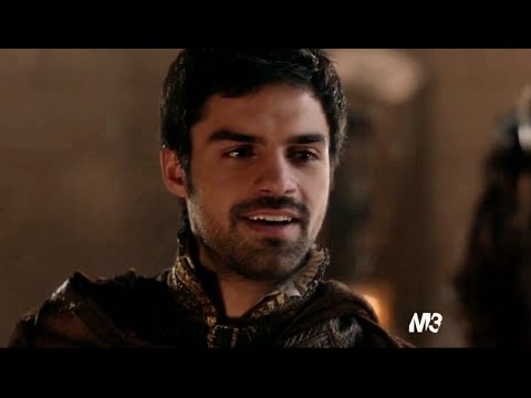 Reign sean teale on conde mary amp more worldnews com
