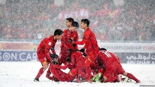 U23 Vi?t Nam - Con ???ng ??n vinh quang (Road to Glory)