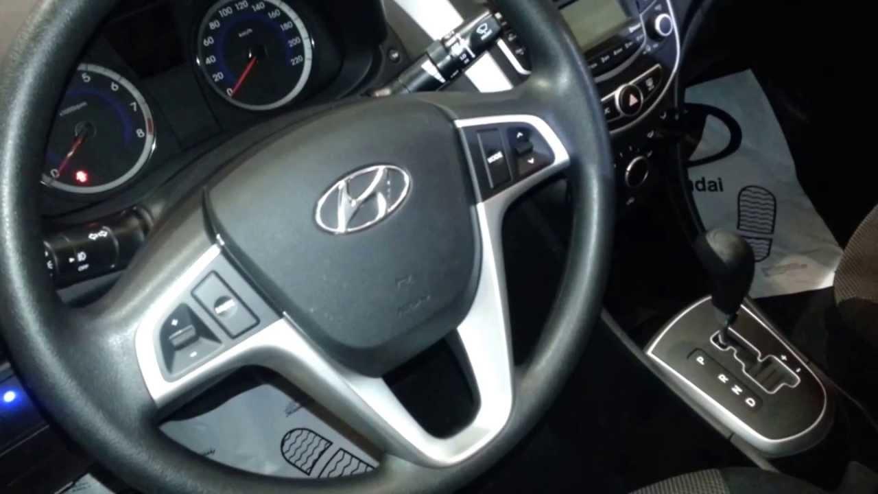 interior Nuevo Hyundai i25 Sedan 2014 Precio ...