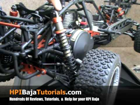 Killer RC Suspension Limiters for HPI Baja 5B & 5T