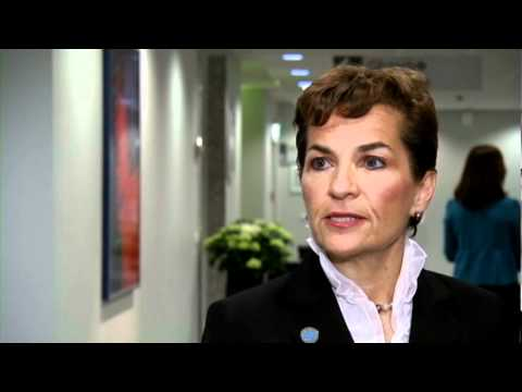 Christiana Figueres, Executive Secretary of UNFCCC