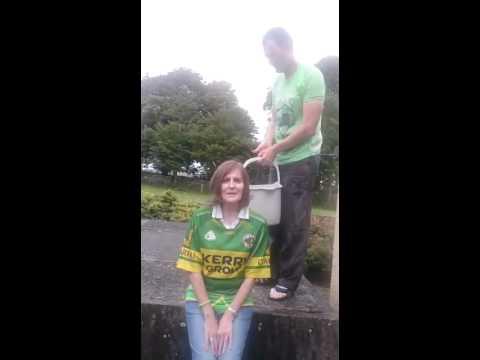 Irish Mammy Ice Bucket Challenge Fail