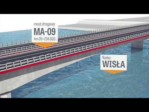Wizualizacja Drogi Ekspresowej S7 Na Odcinku Koszwały - Nowy Dwór Gdański (zadanie 1)