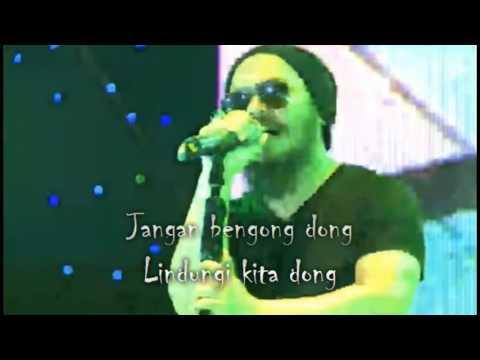 Jamrud - Hallo Penjahat (Live + Lirik)