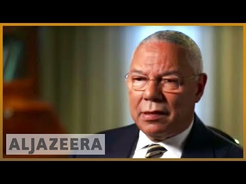 Colin Powell talks to Al Jazeera (full)