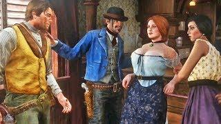 Red Dead Redemption 2 #05: Eu Tenho Jeito com as Garotas!