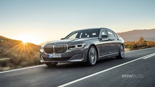 2019 BMW 7 Series Facelift - Launch Film