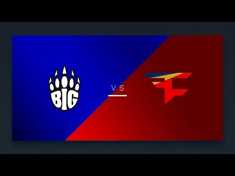 CS:GO - BIG vs. FaZe [Train] Map 2 - EU Day 3 - ESL Pro League Season 6