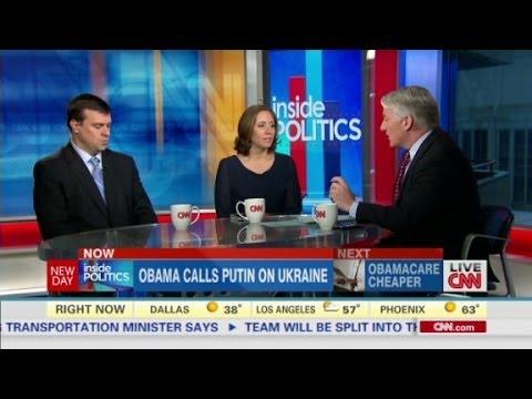 Inside Politics: Obama calls Putin on Ukraine