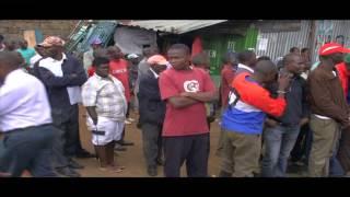 President Kenyatta's Tour to Machakos County